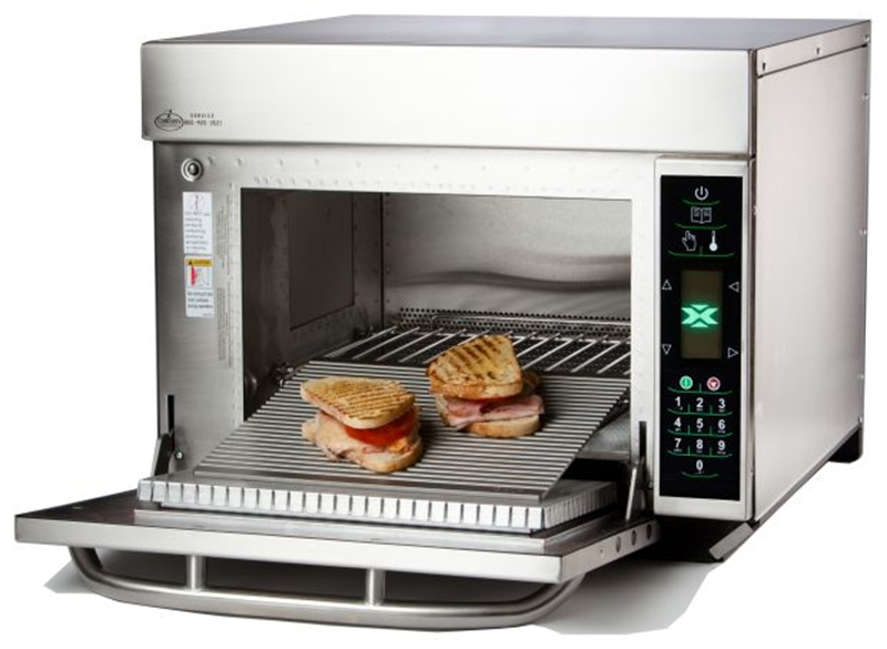 The Menumaster MXP5223 can produce food faster and of a high quality.